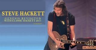 Steve Hackett live con la musica dei Genesis